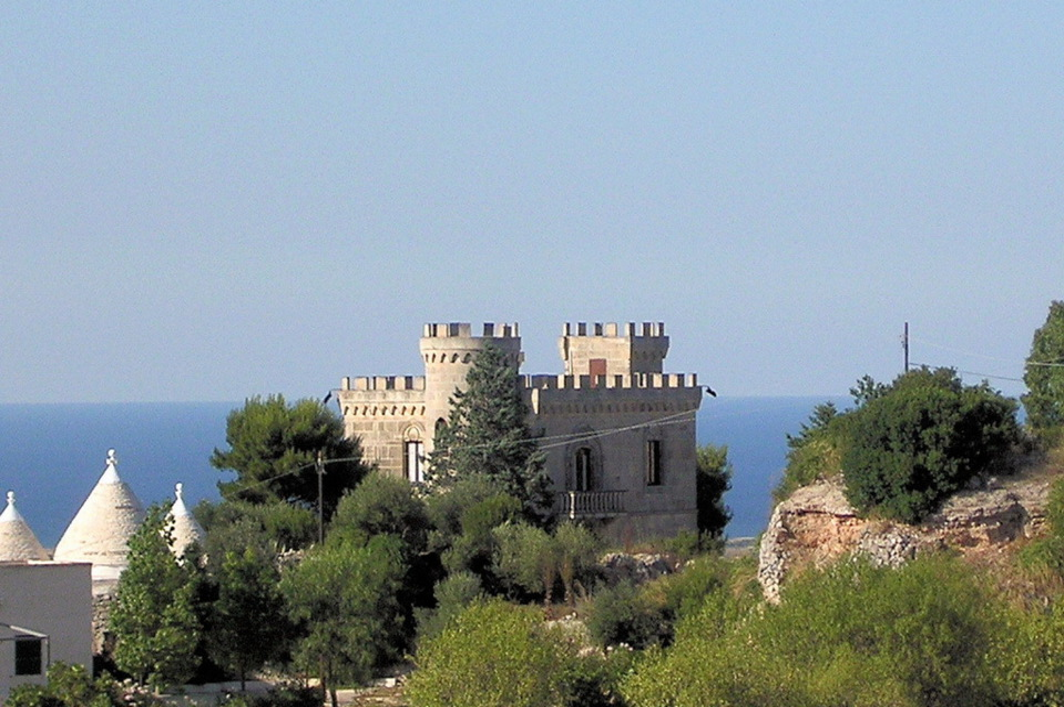 Affitto ville Puglia mare, Ville per affitti estivi Puglia, ville e casali in affitto ostuni