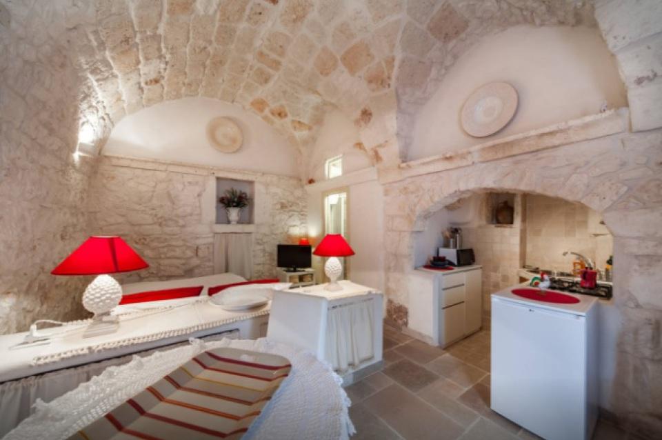Trulli & Maisons de Vacances en location Pouilles