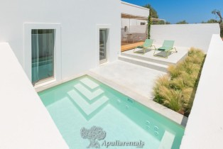 Trulli wiht Pool to rent